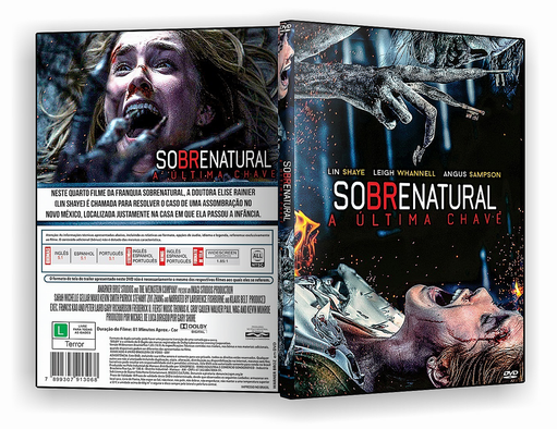 DVD – Sobrenatural A Ultima Chave – ISO