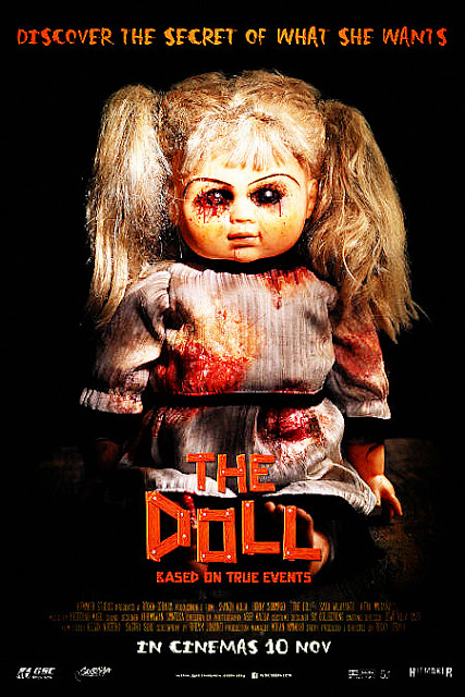 Sinopsis Film Horror Indonesia: The Doll (2016)