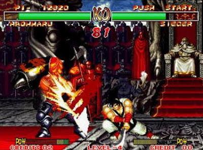 Samurai Shodown 2+arcade+game+fighter+portable+download free full+descargar gratis+videojuegos gratis