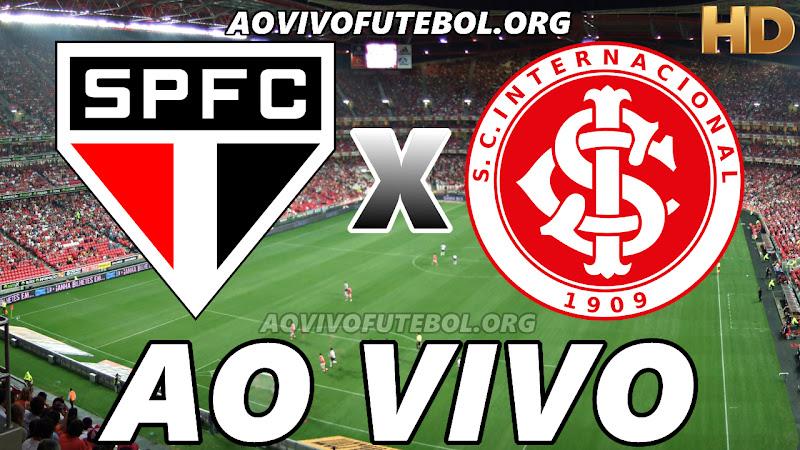 São Paulo x Internacional Ao Vivo na TV HD