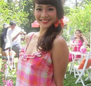Hình ảnh hot girl khả ngân lộ núm mới nhất xinhgai.biz