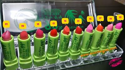 Aloevera Moisturizing Lipstick