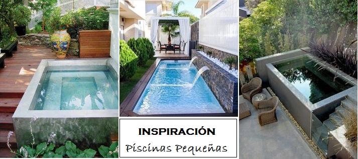 Inspiraci n piscinas peque as decoraci n - Decoracion piscinas pequenas ...