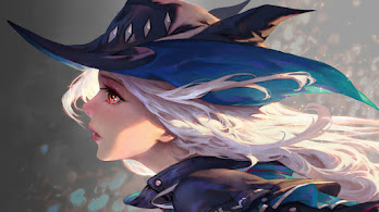 Beautiful, Anime, Girl, Skadi, Arknights, 4K, #6.1804