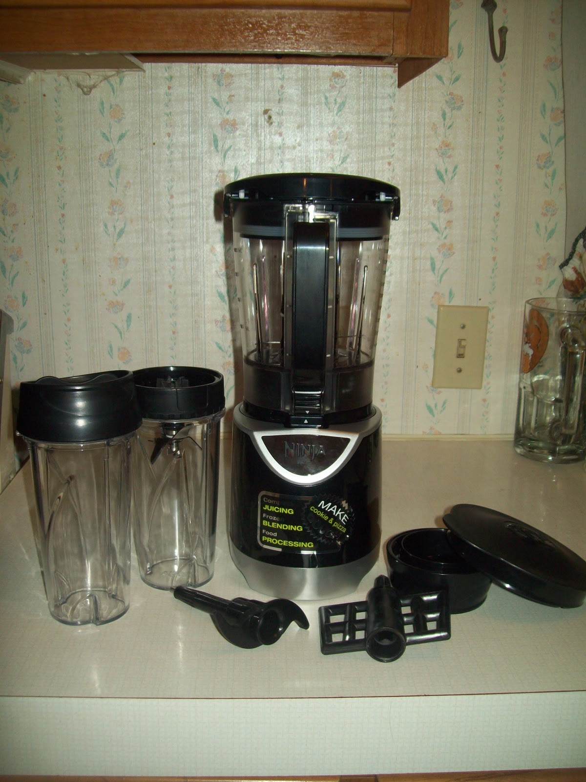 Ninja Kitchen System Pulse Sink Faucet Replacement Evening Star Farm A In My