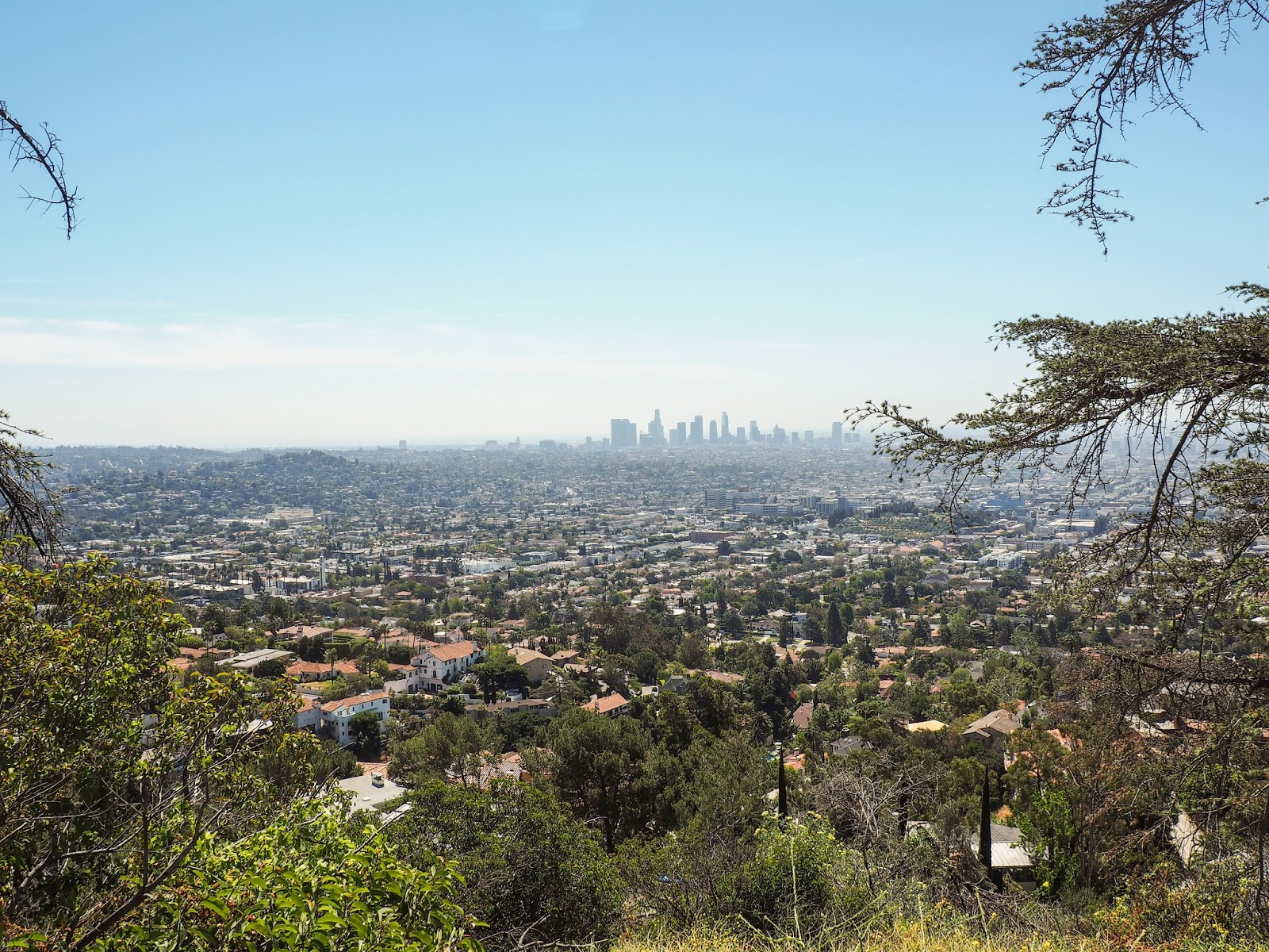 Easter Sunday at Griffith Park