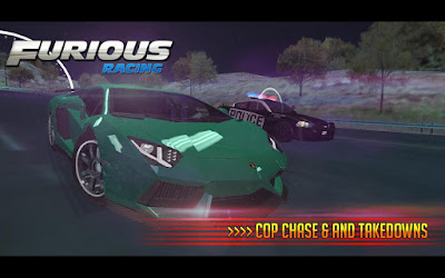 Furious: Hobbis & Shawn Racing MOD APK for Android
