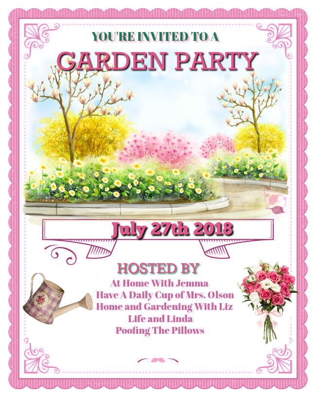 July Garden Party!!
