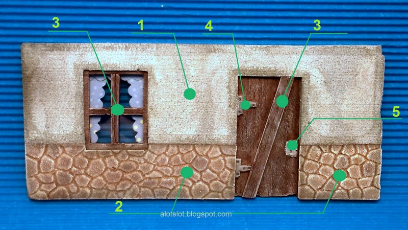 Alotslot fachada casa de pueblo part 2 for Fachadas de casas de pueblo