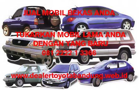 Jual Beli Mobil Bekas Dealer Toyota Info Harga Promo Dan Kredit