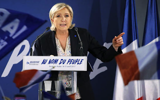 How Marine Le Pen is facing wipe out in French election after COMPUTER BLUNDER: A MONUMENTAL computer blunder could cost Marine Le Pen the French general election as 500,000 citizens living outside of France have the chance to vote twice.