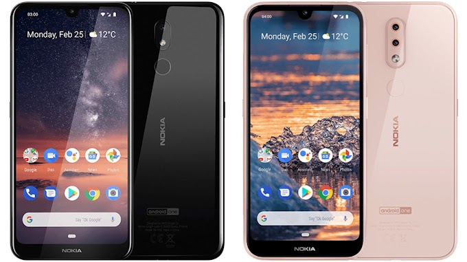 HMD Global to launch Nokia 4.2, Nokia 3.2 in India soon !!