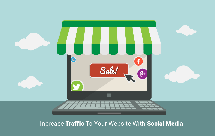 Social Media to Increase Traffic to Your Website