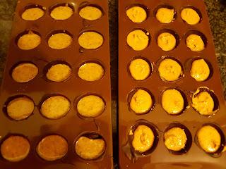 4 Variações de Bombons de Chocolate para a Páscoa