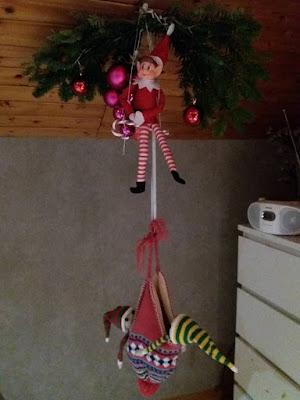 elf on the shelf lutin farceur  blog planete parentage noel