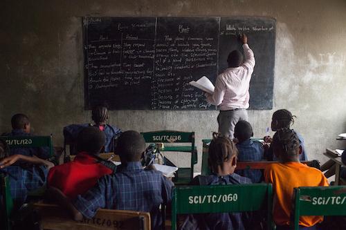Head Teacher Demoted To Classroom Teacher... see his offence