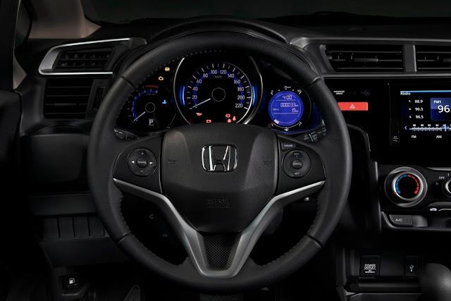 novo Honda WR-V 2017