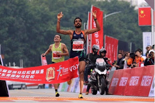 Spotlight : Kerala's T Gopi Became First Indian Man To Win Gold at Asian Marathon Championships