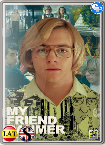 My Friend Dahmer (2017) HD 1080P LATINO/INGLES