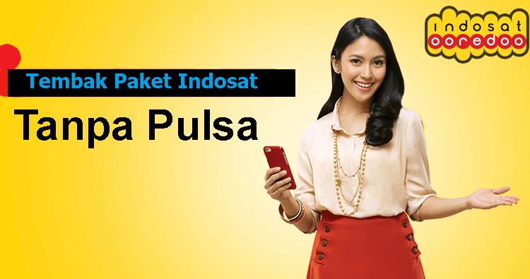Tembak Paket Indosat Ooredoo 7 Hari Unlimited Gratis - Harga