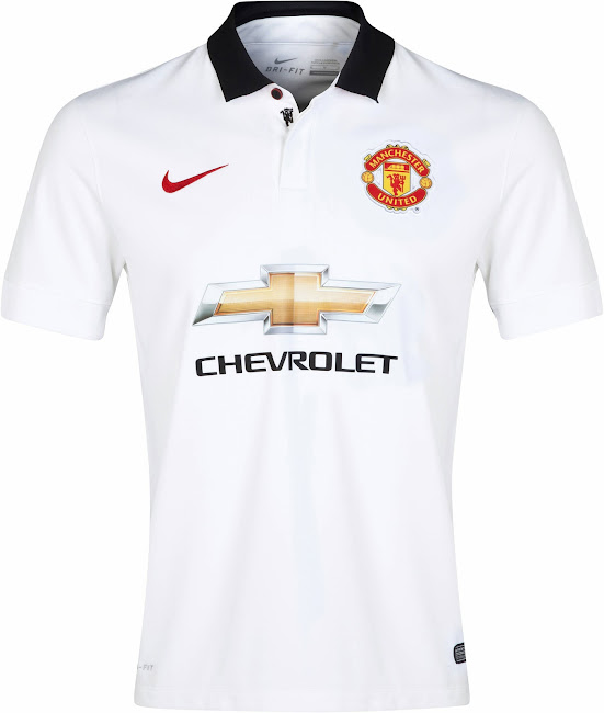 e77291dc87c Manchester United 14-15 Away Kit. This is the new ...