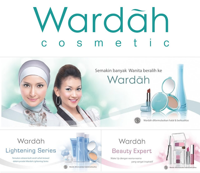 Wardah Kosmetik Terbaik Indonesia
