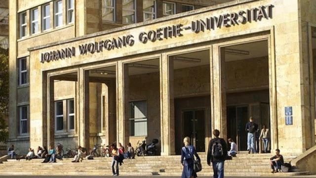 منح دراسية ممولة بالكامل للدراسة في فرانكفورت بالمانيا