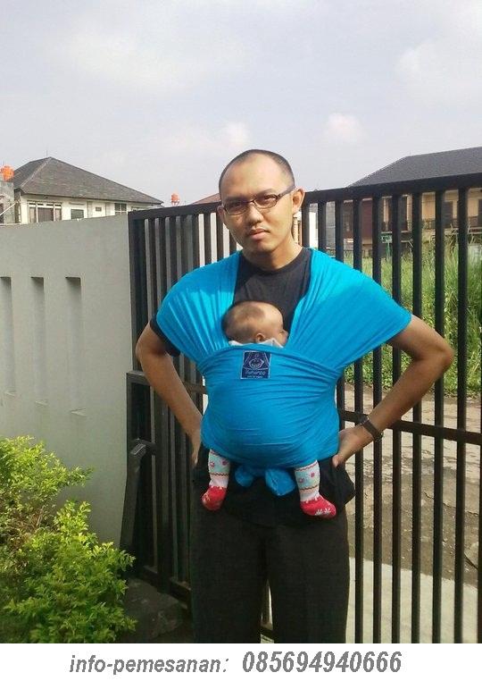 Hanaroo Baby Wrap Medan Jual Gendongan Bayi Hanaroo Baby Wrap