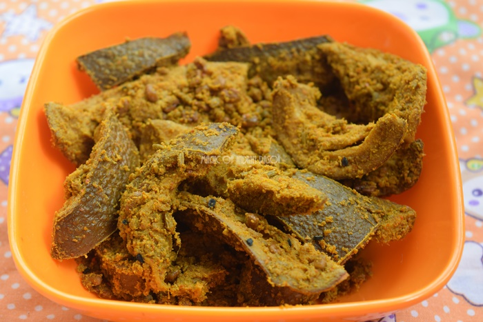 North Style Aam Ka Sukha Achar | Dry Mango Pickle Recipe- Magic of Indian Rasoi - Priya R