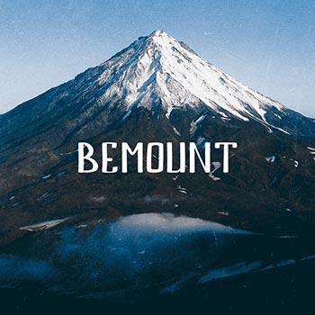 Günün Ücretsiz Fontu: Bemount