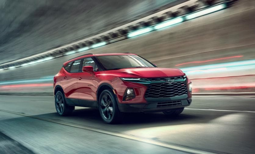 2019 Chevy Blazer Price