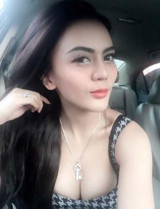Anggita Sari Serang Ayu Ting Ting di Instagram