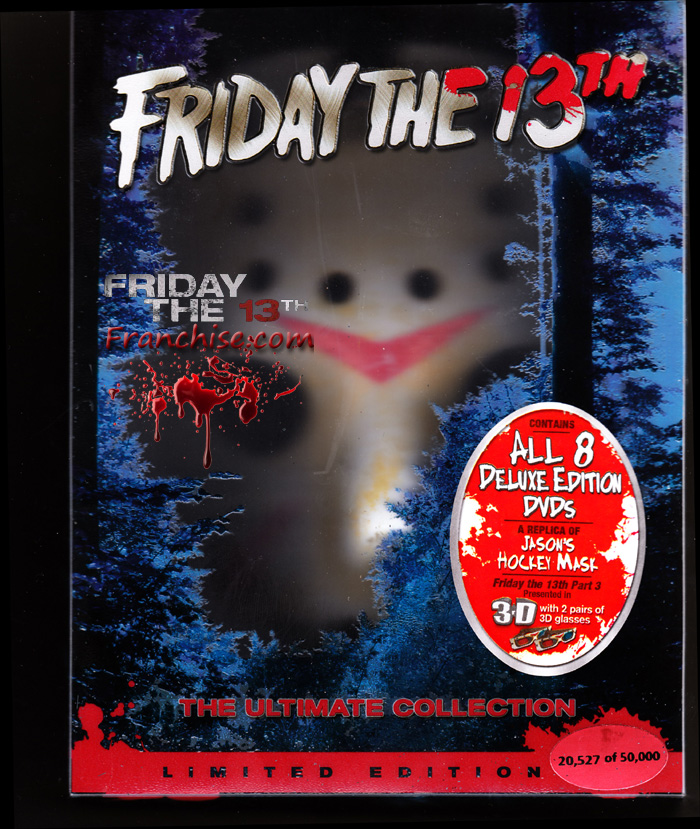 Review: friday the 13th ultimate collection dvd box set friday.