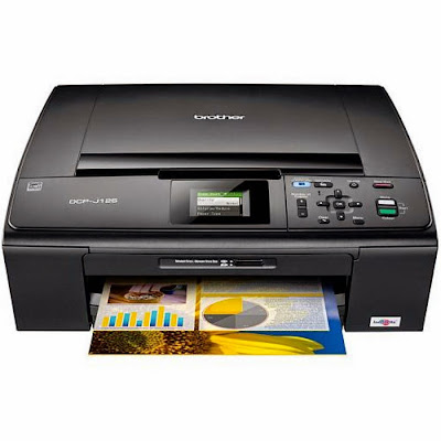 Download Driver Printer Brother DCP-J125