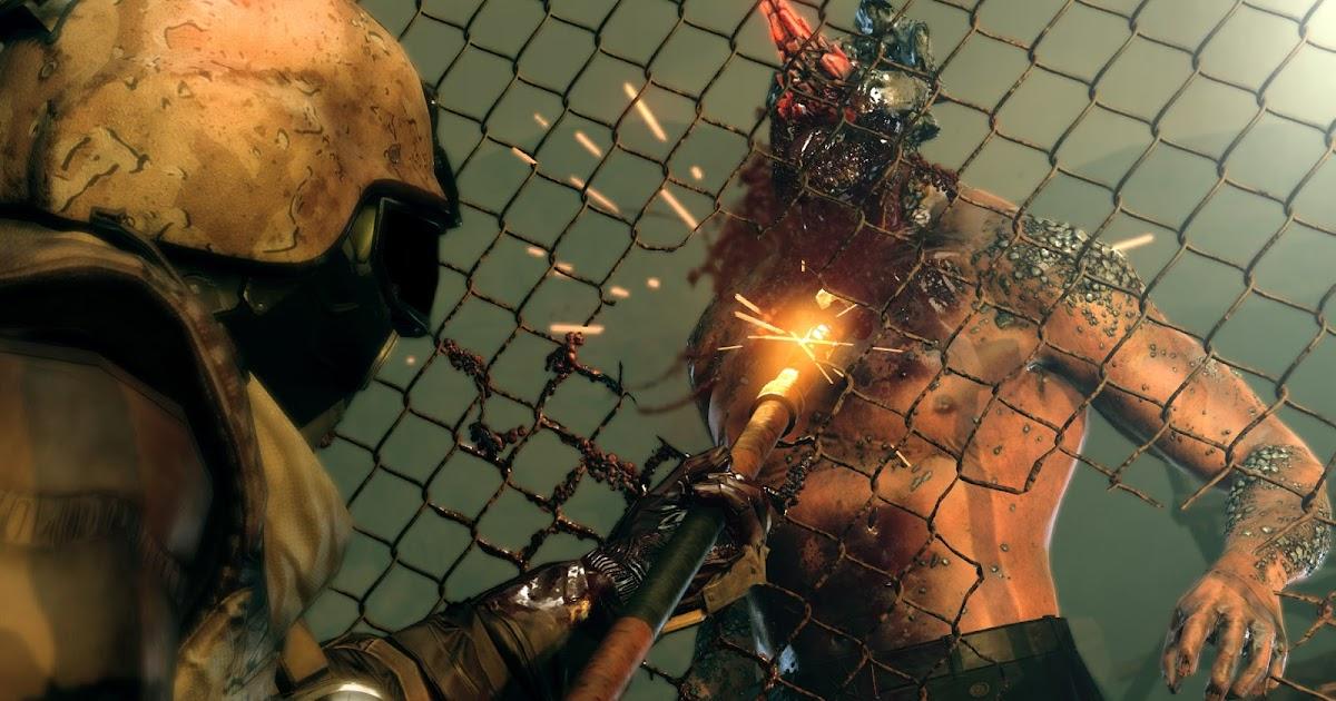 Metal Gear Survive, arrivano gli Zombie nel mondo di Metal Gear Solid