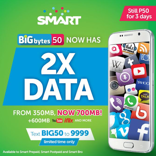 A photo of Smart BigBytes 50