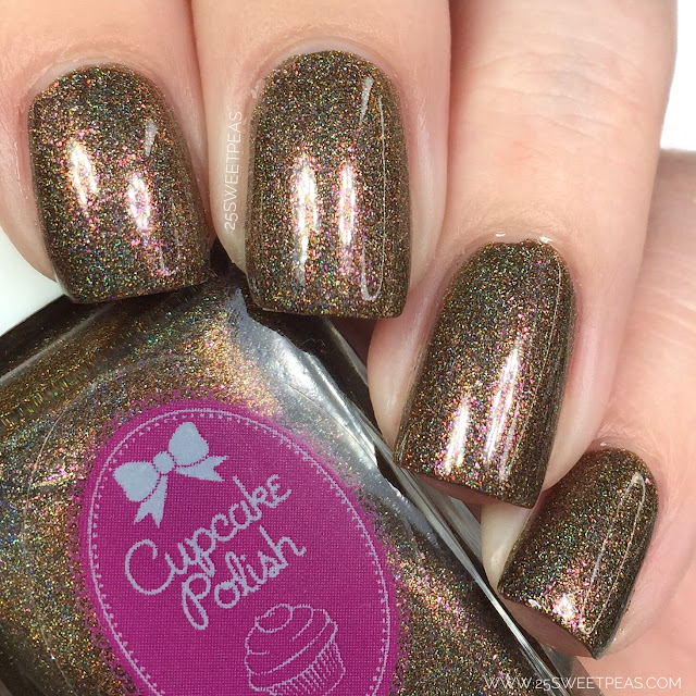 Cupcake Polish Double Chocolate Cupcake