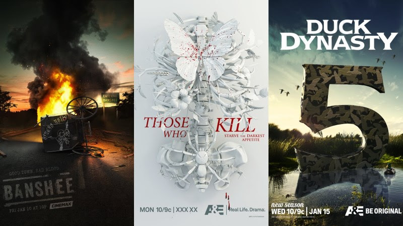 Super Posters for TV Series