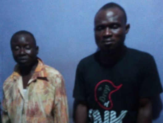 ritualists arrested badagry lagos