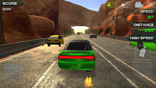 Highway Asphalt Racing v0.09 Apk