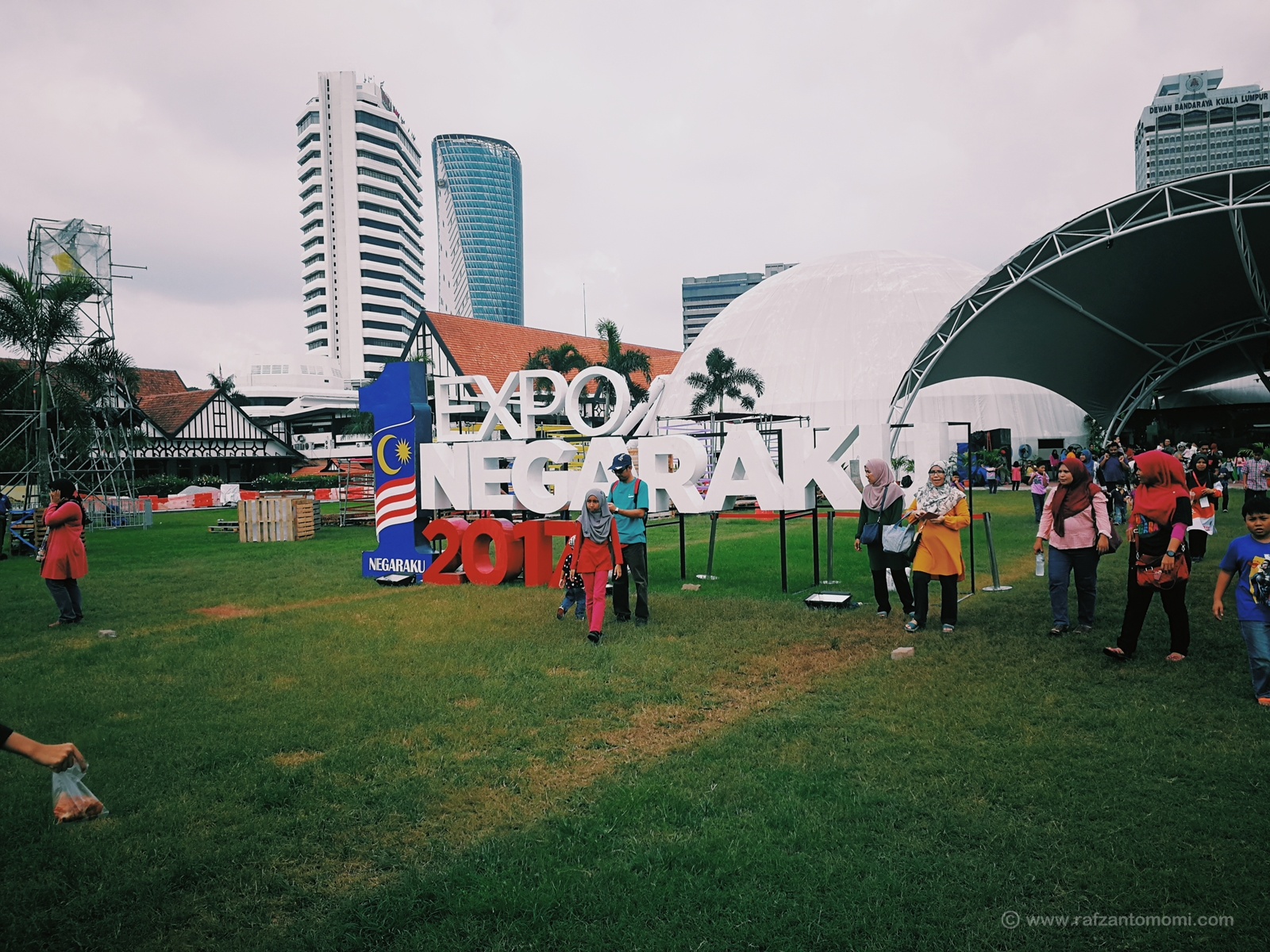 Expo Negaraku 2017 | Informasi Mengenai Projek Negara Dalam Bentuk Interaktif & Informatif
