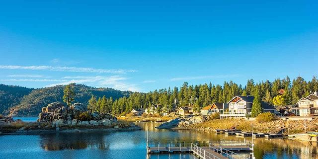 Quantidade de dias para ficar em Big Bear Lake