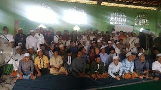 Foto bersama Masyaikh Al Fatich