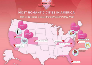 10 Most Romantic Cities In America