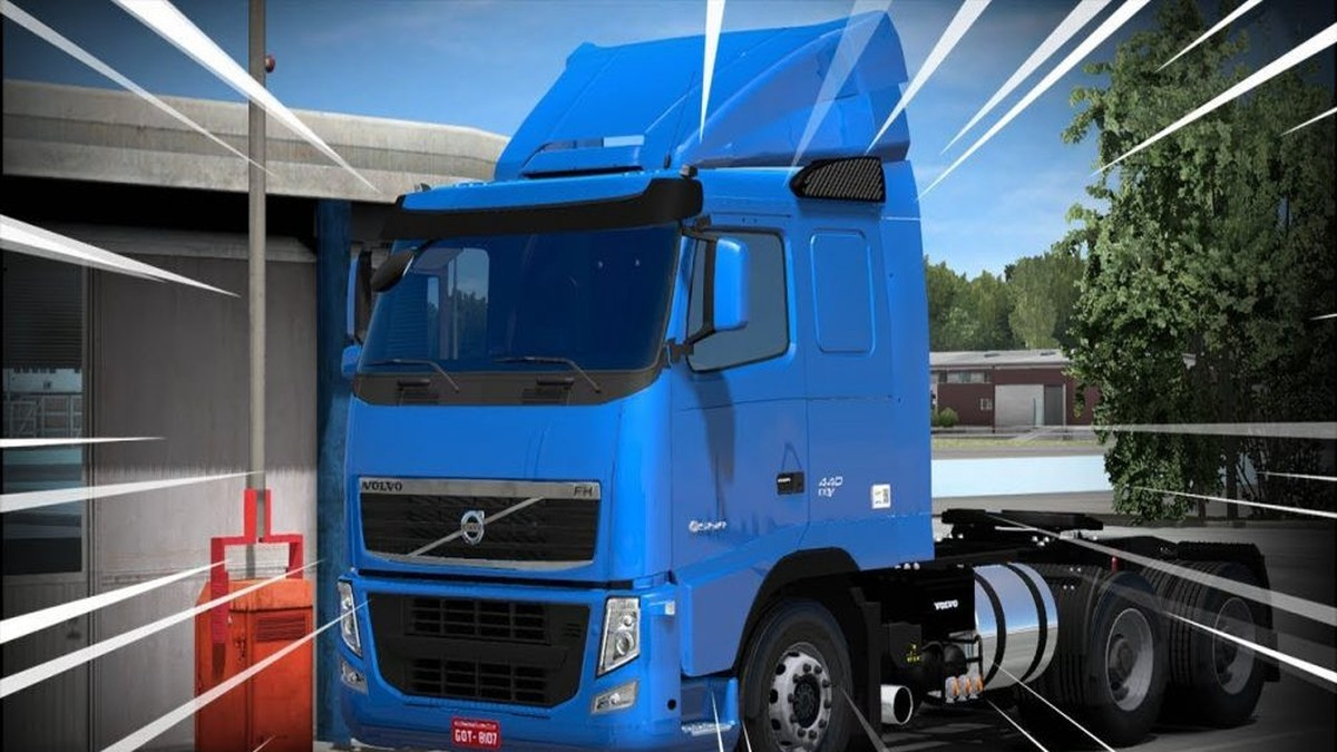 Volvo FH BR 440 Truck