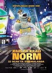 Karlar Kralı Norm (2016) 720p Film indir