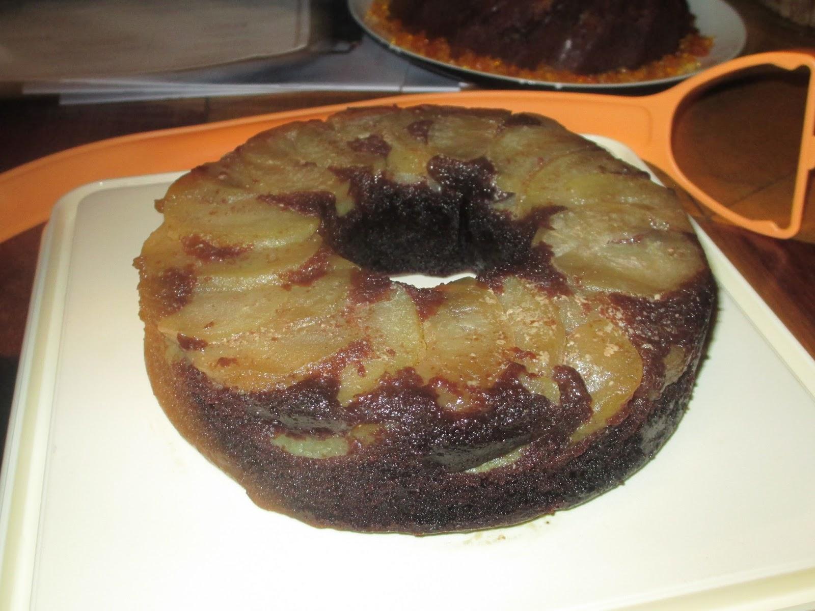 Apple Upside Down Cake Bbc