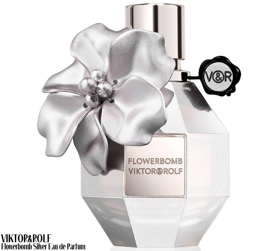 Viktor&Rolf Flowerbomb Silver Eau de Parfum