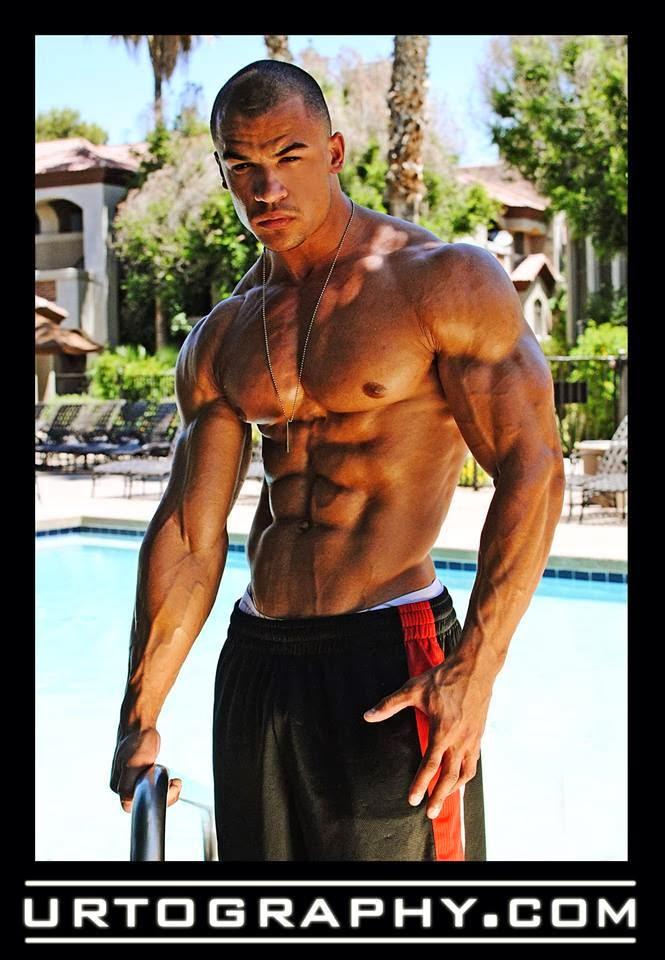 Bodybuilding Junction: Corey Upton - Bodybuilder ...