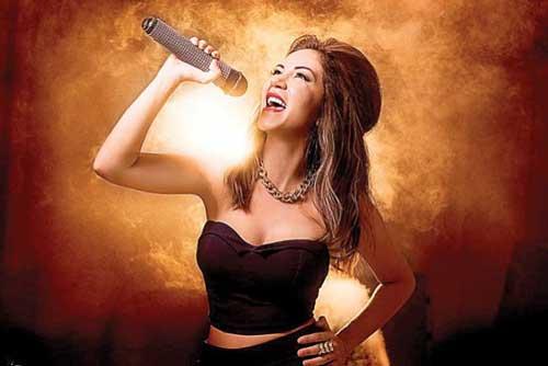Vanessa Añez se va a La Paz para cantar con Los Kjarkas